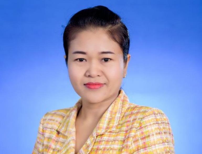 นางสาวประชา คิมขุนทด