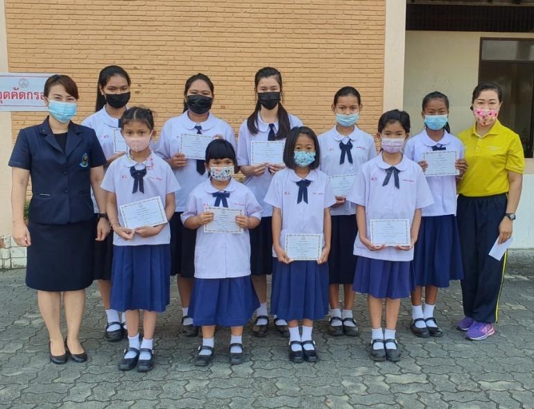 การแข่งขันทักษะภาษาไทย ประจำปีการศึกษา 2563
